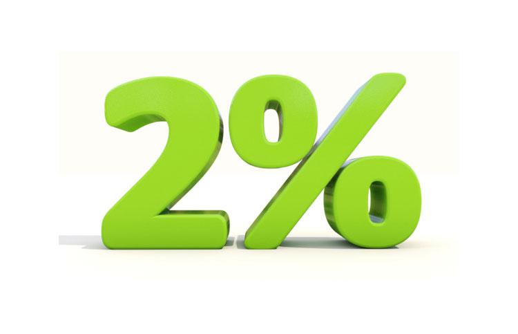2% GPM parama
