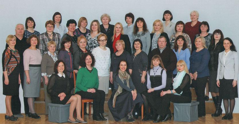 Šiaulių Stasio Šalkauskio gimnazijos mokytojai